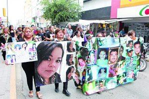 Recuerdan madres a sus hijos desaparecidos