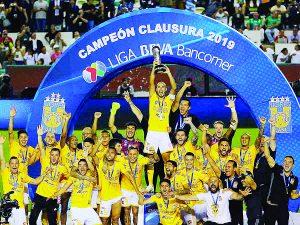 Tigres aguanta embates del León y gana su séptimo título