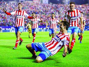 Es Atlético San Luis equipo de Primera