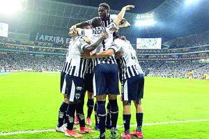 Rayados derrota por la mínima a Tigres en la ida de la semifinal del clausura 2019