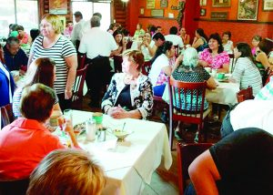 Esperan tener restauranteros  buenas ventas por 10 de mayo