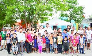 Gestionará Carmenlilia  apoyo a Valles de Anáhuac