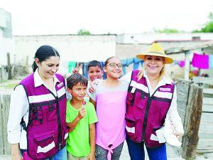 Proteger a los niños propone Diana Cantú