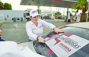 Combatir la corrupción,  objetivo de Carmenlilia