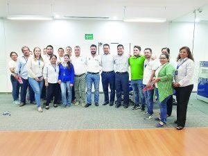 Empresarios se reúnen con Seoane; exponen inquietud  PRI