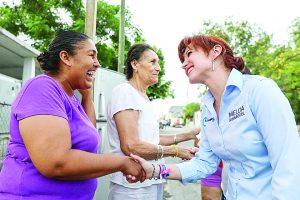 Imelda propone crear  Centros de Bienestar