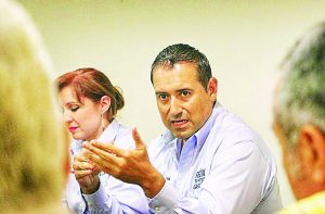 Promete Félix promover turismo en Tamaulipas