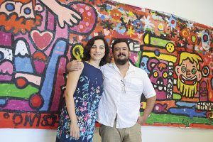 Emerge el arte conceptual en el Centro Cultural