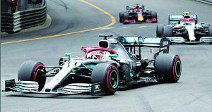 Lewis Hamilton se impone en el Gran Premio de Mónaco y aumenta ventaja en la clasificación