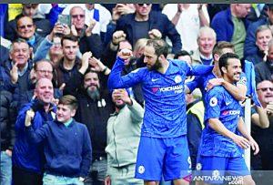 Acaricia Chelsea Champions