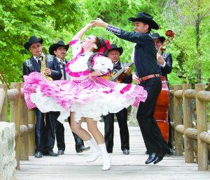 Promueven cultura y el folclore de Tamaulipas