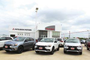 Abre puertas en Laredo Ancira Mitsubishi Motors