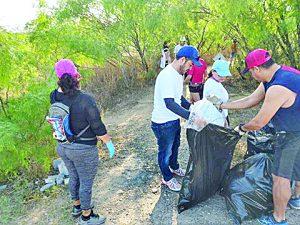 Invitan a   limpiar la   Ruta Jabalí