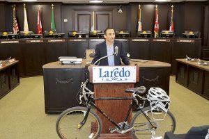 Habrá una ruta para ciclistas por  la Santa María