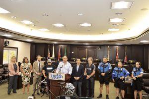 Proclaman mes para el ciclismo en Laredo