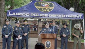 'En Laredo, los policías son del pueblo': Treviño