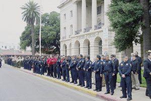 Recuerdan a policías caídos en su deber