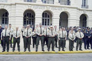 Cada 61 horas asesinan a un oficial de la ley
