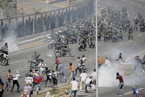 Incertidumbre en Venezuela tras protestas y represión