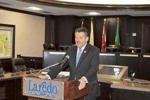 Impulsa Sáenz a  Laredo en México