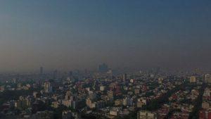 Explican 'inusuales' causas de la crisis ambiental en Ciudad de México