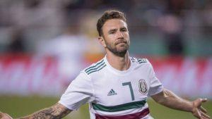 Miguel Layún causa baja de la Selección Mexicana