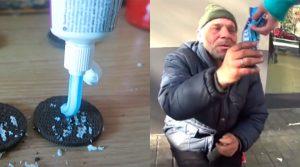 Condenan a youtuber que dio a un mendigo galletas rellenas de pasta de dientes