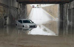 Caos en Reynosa por las lluvias
