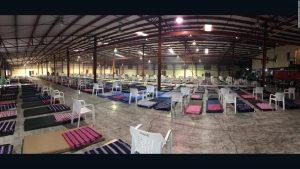 Planean albergue en Laredo para mil refugiados