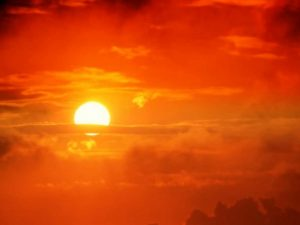 En Yucatán se quedarán sin sombra por fenómeno del sol