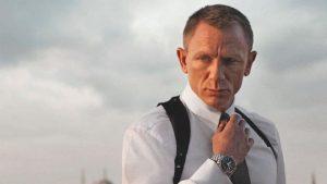 Daniel Craig sufre lesión y suspenden 'Bond 25'