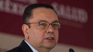 Germán Martínez renuncia al IMSS
