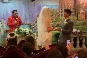 Se casa Joe Jonas en Las Vegas
