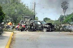 Desatan violencia en Tamaulipas