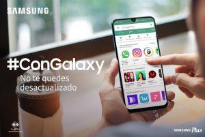 Samsung te 'regala' un teléfono a cambio de tu Huawei