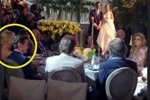 Reúne boda a Peña, Del Mazo, Deschamps...