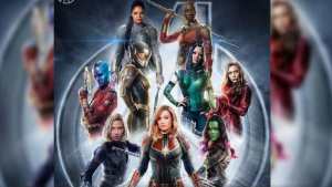 Avengers Endgame: guionistas hablan de la polémica escena feminista