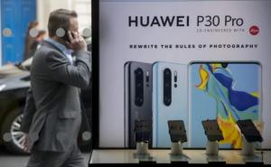 Huawei vende más teléfonos que Apple