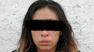 Detienen a mujer que maltrataba a su bebé para que ex pareja regresara