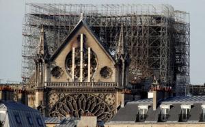 ¿Y el dinero? Notre Dame no ha recibido  los 850 millones de euros prometidos