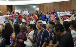 Aprueba Congreso de San Luis Potosí el matrimonio igualitario