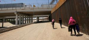 Ponen en cuarentena centro de detención de migrantes por influenza