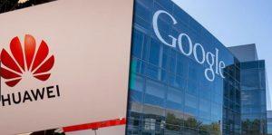 Afirman que Google rompió relación con Huawei