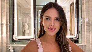 Reaparece Eiza González... ¿con nueva cara? (FOTO)