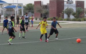 Invitan a torneo en Azteca Soccer