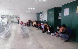Realiza IMSS de Reynosa simulacro de una balacera