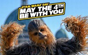 ¿Por qué se celebra el día de Star Wars el 4 de mayo?