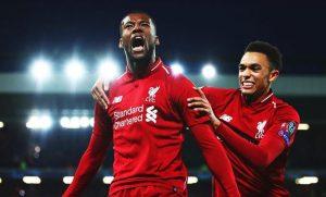 Liverpool elimina al Barcelona
