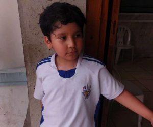 Niño genio mexicano va a China; competirá en aritmética