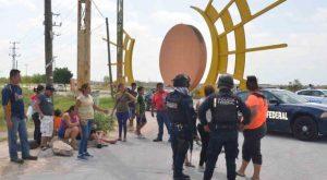 Se rebelan en Reynosa por falta de agua